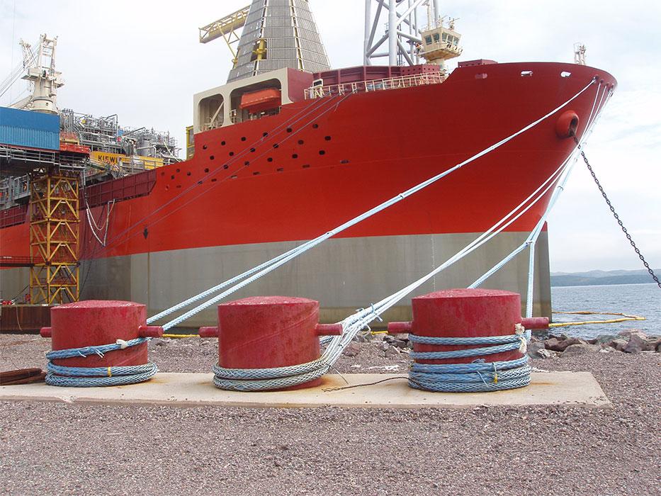Vessel Mooring